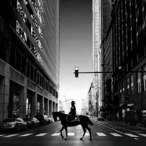 #Photographie : Entrez dans la profondeur sombre et urbaine avec Jason Peterson | Photographie B&W | Scoop.it