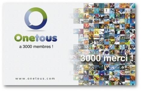 Soirée des 3000 membres ! | Blog Onetous | Blog Onetous | Scoop.it