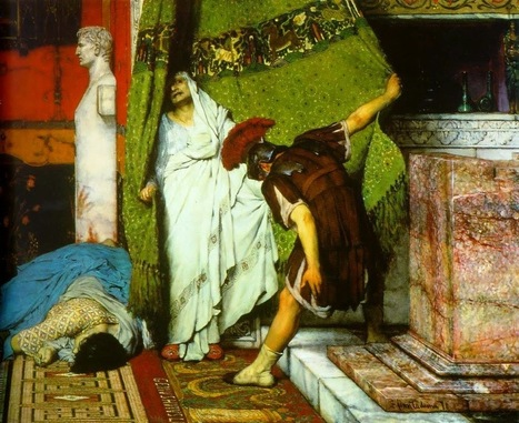 History's Medical Mysteries: Did the Roman Emperor Claudius accidentally die of poison mushrooms or marital treachery? | Roma Antiqua | Scoop.it