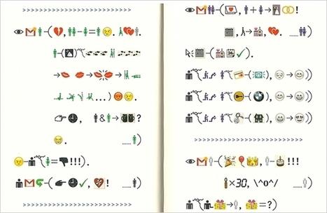 Une histoire sans mots, le roman en pictogrammes de Xu Bing | Les livres - actualités et critiques | Scoop.it