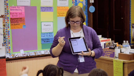 Apple Taps Into Education with Products and Services | Libraries and education futures | Scoop.it