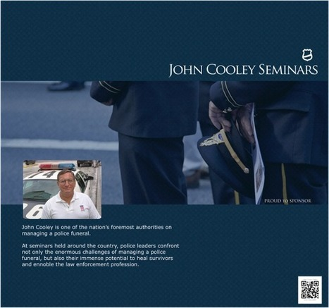 John Cooley Seminars | PoliceUSA | Scoop.it
