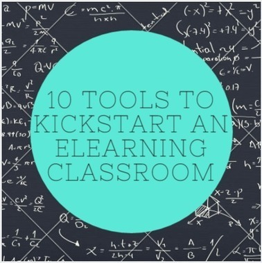 Ten simple yet powerful tools to kickstart an e-learning classroom | eTEL | Scoop.it