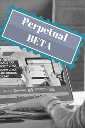 Should Learning Content be in Perpetual Beta? – Guest post by Jay Cross | Informal & Experiential Learning | Scoop.it