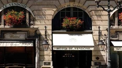 Chopard achète l'Hôtel de Vendôme à Paris | Modern Hotelier! | Scoop.it