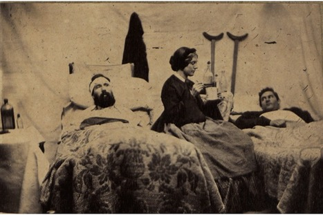 Nursing in the Civil War | EDCI-5080 Annotated Bibliography: The Civil War | Scoop.it