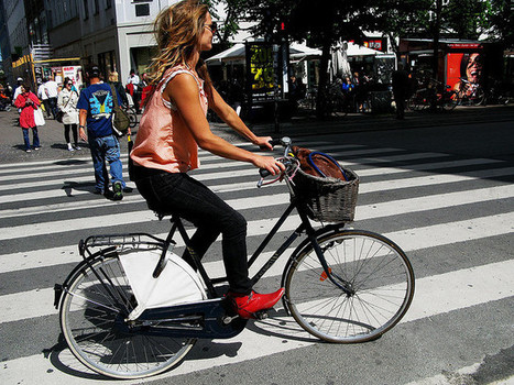 Why Bicycle Helmets Should Not Be Compulsory | Urban Life | Scoop.it