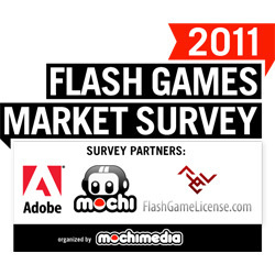 Did you enter the 2011 Flash Games Market Survey? Respond and win! - Emanuele Feronato | Everything about Flash | Scoop.it