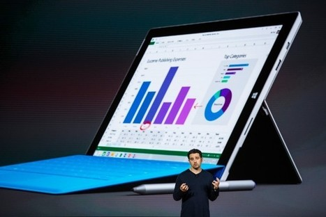 Microsoft Surface Pro 4 Offers Power Of Windows 10 While Yahoo Tech Rates It Tablet Of The Year | Technological Sparks | Scoop.it