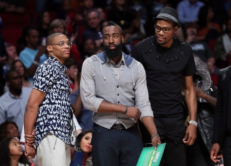 The NBA's Fashion All-Stars: A Brief History of Baller Style | Styleite | DRAMA ENTERTAINMENT and RELATIONSHIPS | Scoop.it
