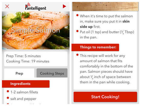Pantelligent review: Not a great cook? There's a pan for that. | LBM | Scoop.it