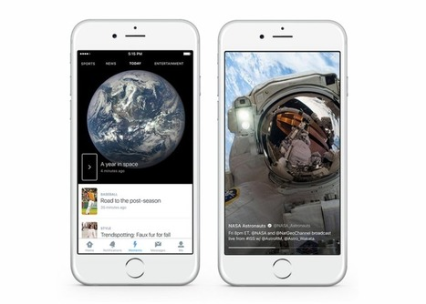 How Twitter's new 'Moments' feature is 'Trending' done right | Gigaom | mobile warrior | Scoop.it