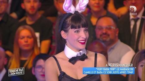 Photos : Erika Moulet en lapine sexy dans Touche Pas à Mon Prime | Radio Planète-Eléa | Scoop.it