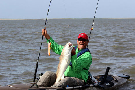 Bull redfish to give kayak anglers a tour of Grand Isle's Caminada Pass - NOLA.com | Fisheries & Fishing Technology | Scoop.it