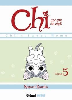 Manga - Chi, une vie de chat Tome 5 - Ed. Glénat   Nouveautés du CDI   Scoop.it
