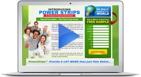 Powerstrips Waveform Energy Technological innovation Relieves Entire body Discomfort | Best pain relief strips | Scoop.it