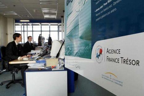 La France emprunte à un taux négatif, une première | Mouvement. | Scoop.it