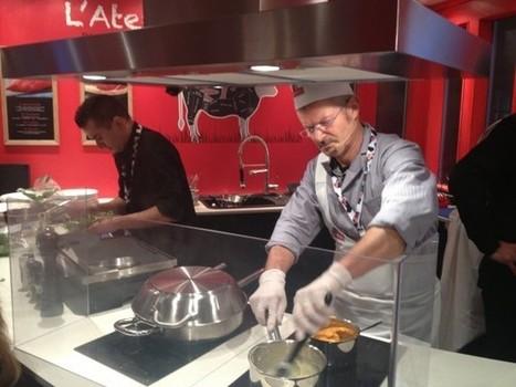Venez aiguiser votre goût pour la viande à l'Atelier Charal | streetmarketing | Scoop.it