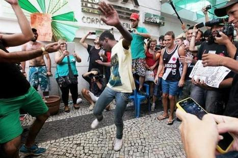 """The rise of """"ostentation funkers"""" in Brazil 