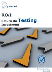 ROI on Testing Investment: modelo para el cálculo del ROI en pruebas. | El Blog de Panel Sistemas | Sistema de gestión y de prueba | Scoop.it