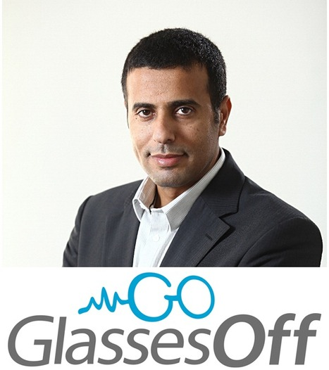 In-depth Interview: Nimrod Madar of GlassesOff | Nerd Stalker Techweek | Scoop.it