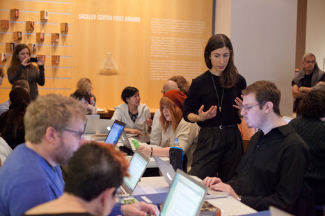 Making History: Wikipedia Editing as Pedagogical and Public Intervention | Technology in Art And Education | Scoop.it