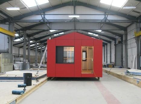 Richard Rogers diseña una casa modular de 26 metros cuadrados y lista para habitar a 36.000 euros - 20minutos.es | ARQUITECTURA, nuevos  PROCEDIMIENTOS CONSTRUCTIVOS y MATERIALES | Scoop.it