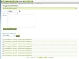[Mahara] Plugin: Groupmessages | … | E-Portfolio @ School | Scoop.it