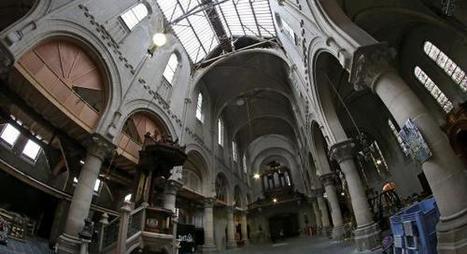 Silvany Hoarau lance le Far Lab pour l'avenir églises en péril | L'observateur du patrimoine | Scoop.it