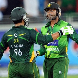 Malik-Akmal Gets Place in 30 Member Squad of Pakistan | Asia Cup Schedule - 2014, ipl 2014, t20-world-cup-2014 | Scoop.it