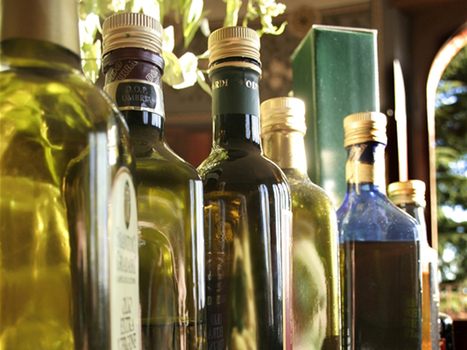 Beyond the olive: 9 healthy oils for cooking, dressing dishes - Today.com (blog) | ♨ Family & Food ♨ | Scoop.it