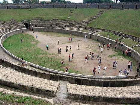10 Spectacular Ancient Roman Amphitheatres | Made From History | Cultura Clásica | Scoop.it