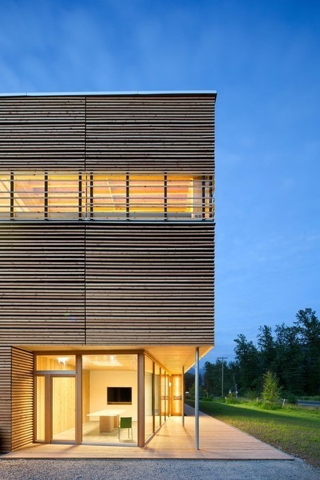 BC Passive House Factory / Hemsworth Architecture | retail and design | Scoop.it