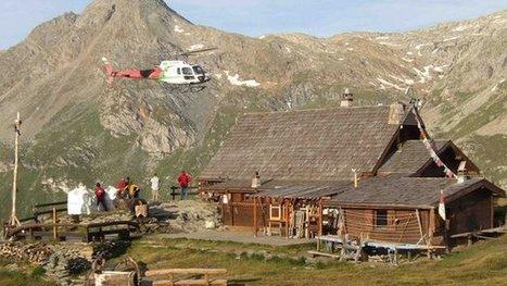 Le défibrillateur sauve un randonneur allemand au refuge de la Dent Parrachée, à Aussois - France 3 Alpes   Vanoise ski & randonnée   Scoop.it