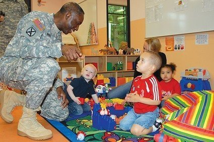 Military's Preschool Program: What They're Doing and Why It Works | Homework Helpers | Scoop.it