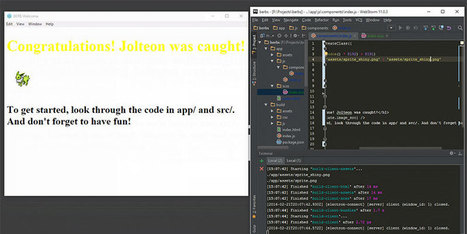 Jolteon: Electron made easy - CodeVisually.com   WebApi and SPA in asp.net   Scoop.it