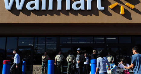 Can Walmart reinvent how America buys groceries? | Kickin' Kickers | Scoop.it
