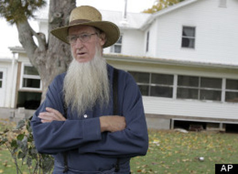 Samuel Mullet, 15 Other Amish GUILTY Of Hate Crimes In Beard Cutting Attacks   Amish Research   Scoop.it