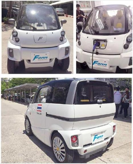 Japan firm seeks Thai partner for electric-vehicle production - The Nation | Electric Vehicles | Scoop.it