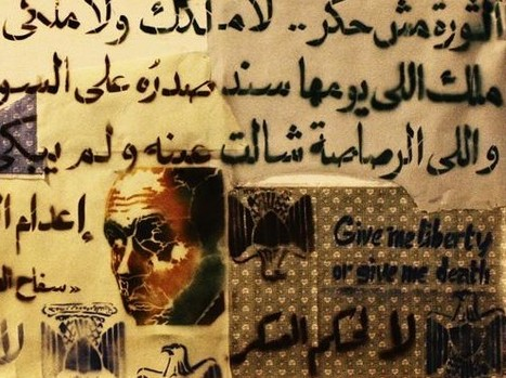 Graffiti fervor reaches its city of origin, Luxor | Égypt-actus | Scoop.it