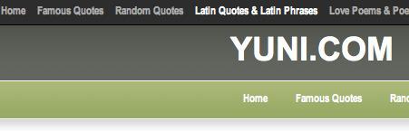 Latin Phrases, Latin Quotes, Latin Mottos and Latin Maxims | Mundo Clásico | Scoop.it