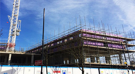 Britain Building Clients Look for New Contractors for Schemes that Are in Halt | CONSTRUCTION | Scoop.it