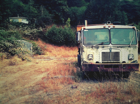 Riding the Big Rigs - Star Rush - Seattle photographer, writer ... | iPhoneography and storytelling | Scoop.it