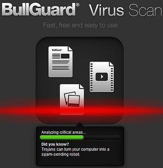 BullGuard Virus Scan - Un outil web de détection de logiciels malveillants | Les PME innovantes et La Poste | Scoop.it