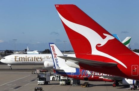New travel data shows importance of Asia routes to Qantas | Geography in the classroom | Scoop.it