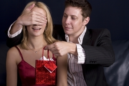 And SHE says . . . #poll | Like it when he give you gifts?  :)  or  :( | Inviting Mr. Right | Scoop.it