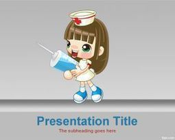 Free Medical Templates for Seminars | Free Power Point Templates | Scoop.it