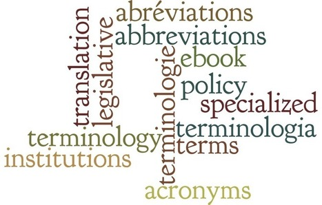Free e-books on terminology | French law for non french-speaking patrons - Legal translation tools | Scoop.it
