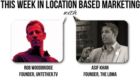 This Week in Location Based Marketing #122: Foursquare's identity crisis | Mobile Marketing Buzz | Scoop.it