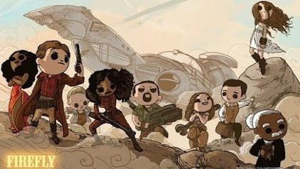 July2: 'Firefly' Crew Reunites For Comic-Con to elebrate the 10 year anniversary   Egyptday1   Scoop.it